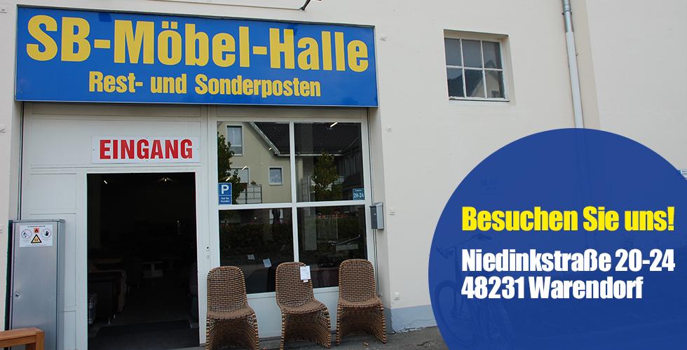 SB Möbelhalle Warendorf